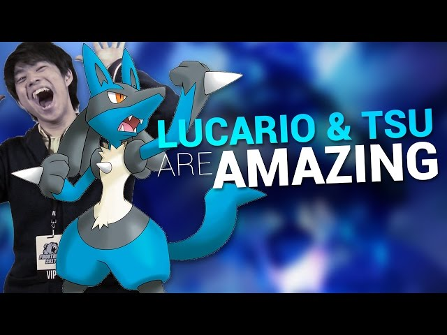 Lucario Is AMAZING - Lucario Analysis (1.1.6) - Super Smash Bros Wii U - TSM ZeRo