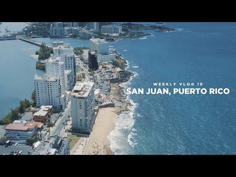 Exploring Puerto Rico | A6300 + DJI Mavic (Weekly Vlog 15)