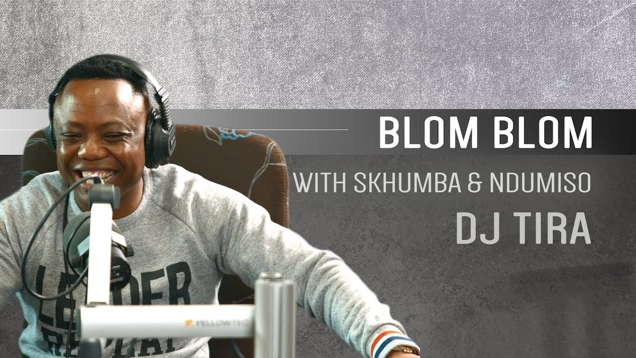 DJ Tira on Blom Blom with Skhumba and Ndumiso