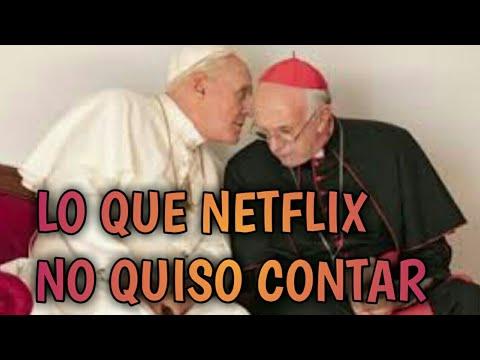 La Historia Oculta  De Los Dos Papas