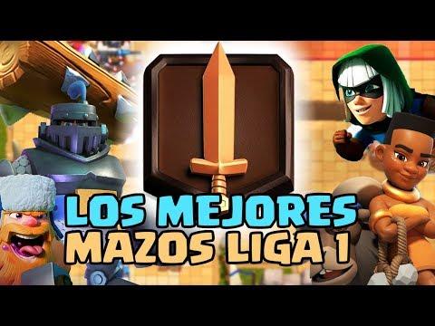 LOS MEJORES MAZOS