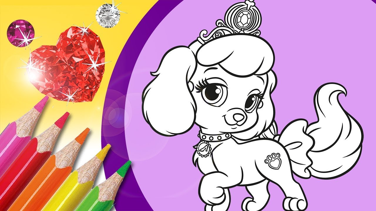 Disney's Barbie in Rainbow Dress Coloring Sheet Coloring Pages l ... | 720x1280