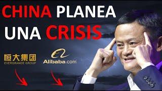 La QUIEBRA de EVERGRANDE PROVOCARÁ una CRISIS     Las Acciones CHINAS DEJARÁN de COTIZAR!!!