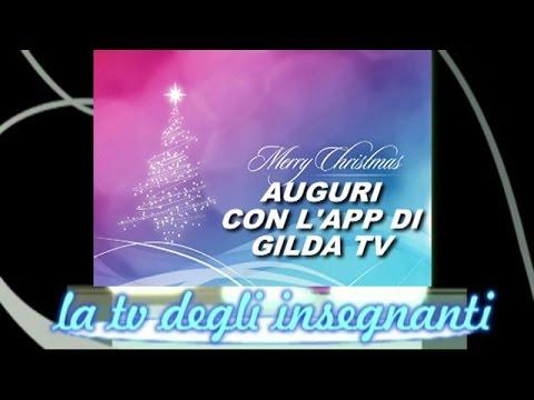 Auguri Con L App Di Gilda Tv Youtube