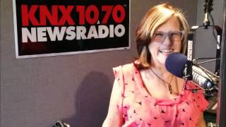CAPE Earthquake Preparedness ad Video KNX 1070 Kate Long