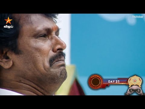 Image result for bigg boss 3 day 31 losliya with cheran images