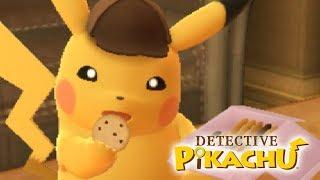 Detective Pikachu Walkthrough Part 1 (Chapter 1) - The Missing Necklace! thumbnail