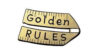 Golden Rules -