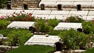 בית העלמין הצבאי בהר הרצל