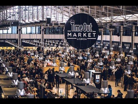Date Night Lisbon | The TimeOut Market
