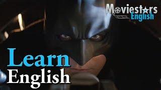 Aprender Inglés con Películas - Top 7 Batman Phrasal Verbs