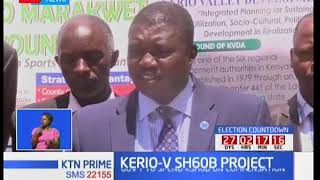 Government to spend Sh60 Billion in compensation for families for Kerio-V project thumbnail
