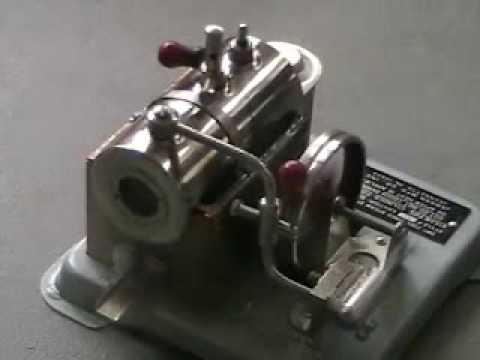 Locomotive Engine Model