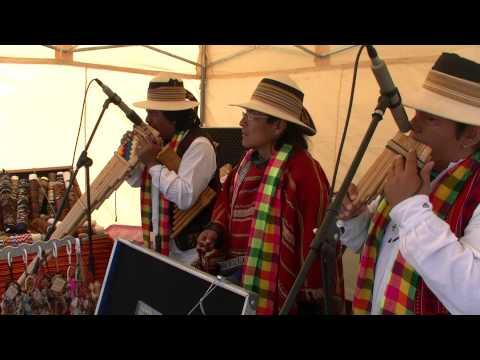 EL SIKURI - ANDEAN MUSIC from  BOLIVIA and PERU