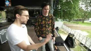 Prinz Pi  - Interview @ Rockpalast BACKSTAGE | Part 1/2