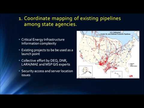 Implementing the recommendations of Michigan's pipeline task force