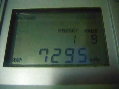 Radio Sakha 7295/7345 kHz
