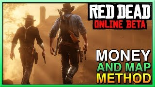Red Dead Redemption 2 Online Money Method and Maps - RED DEAD ONLINE MONEY UPDATE! RDR2 Online