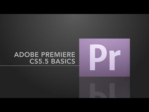 Adobe Premiere Pro Basics