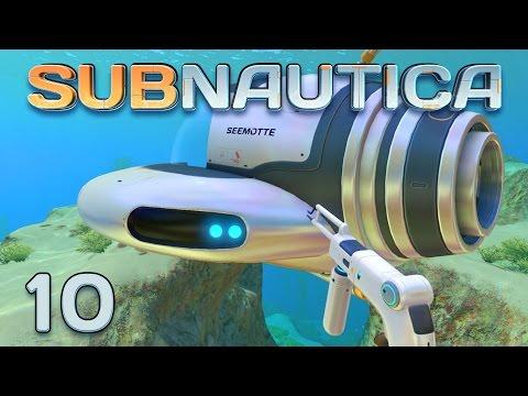 Subnautica #10 - U-Boot Mechaniker [Gameplay German Deutsch] [Let's Play]