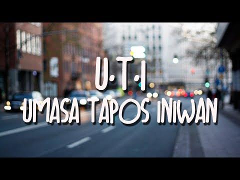 U.T.I umasa tapos iniwan by rocksteddy BJ Brutas Cover