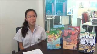 Elin Chan - Winner of HKYWA 2015 Non-fiction Group 4