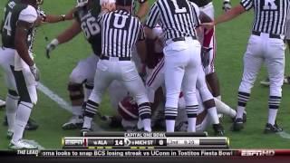 2011 Capital One Bowl - #16 Alabama vs #9 Michigan State