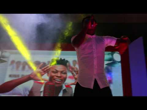 "VIDEO: Reekado Banks Performs ""Oluwa Ni Dance"" Version At Kiss Daniel ""New Era"" Album Launch"