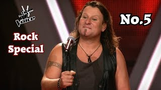 Download The Voice - Best Rock/Metal Blind Auditions Worldwide (No.5) Mp3 and Videos