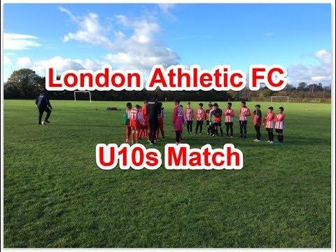 "LAFC U10s ""A""  vs  Parkfield"