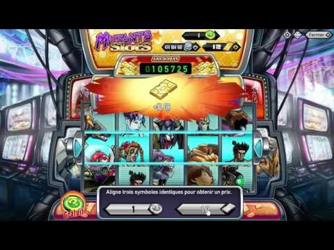 Mutants GG: Spinning 3000+ gold...