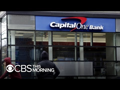 Capital One data breach: More than 100 million affected