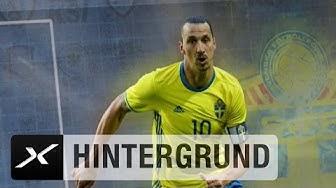 Zlatan Ibrahimovic trifft nie gegen Irland | Fünf Fakten vor Irland gegen Schweden | EM 2016