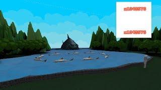 New Map + Multipliers! - Super Power Training Simulator Custom World (ROBLOX)