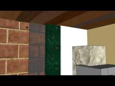 Historic Brick Insulation Retrofit