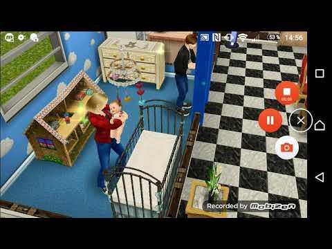 Les sims Free Play: De la naissance jusqu'à aujourd'hui 😊