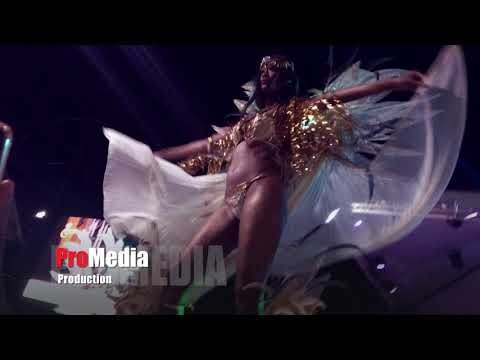 GUYANA CARNIVAL LAUNCHED 2018