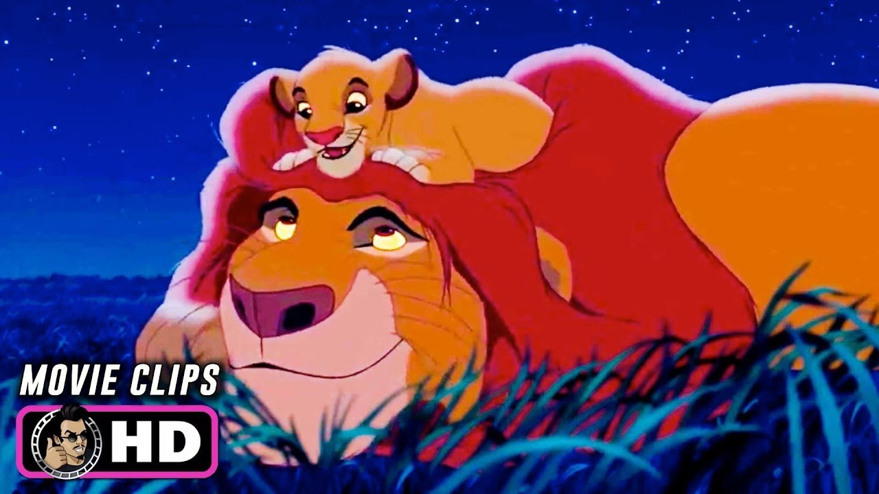 Download THE LION KING Clips (1994) Disney