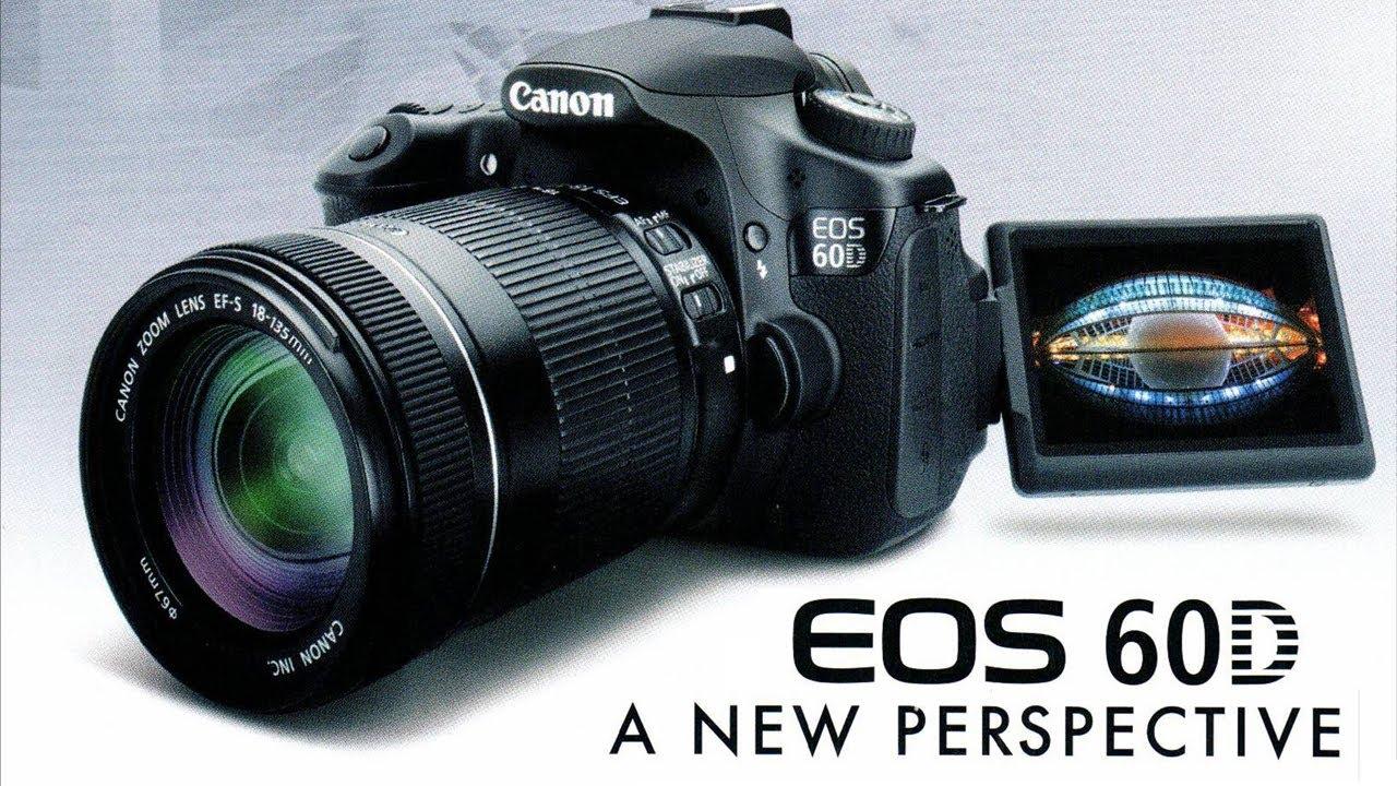 Camera Canon Dslr Camera 60d canon eos 60d camera detail youtube detail