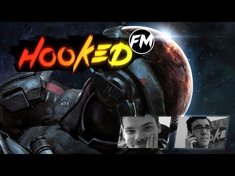 Hooked FM #114 - Mass Effect: Andromeda, Sonic Forces, Kong: Skull Island & mehr!
