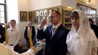 2015 10 11 Венчание Андрея и Анастасии