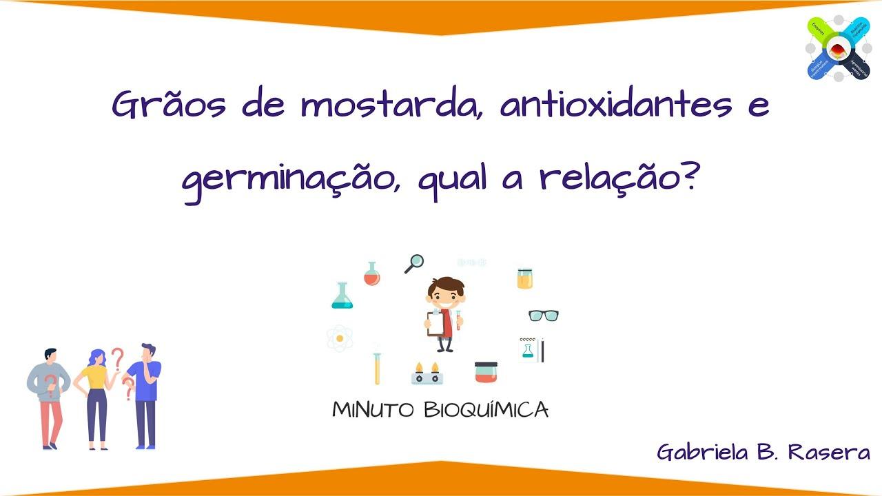 Minuto Bioquímica!