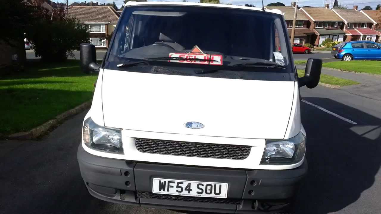 2004 ford transit 260 swb wolverhampton youtube. Black Bedroom Furniture Sets. Home Design Ideas