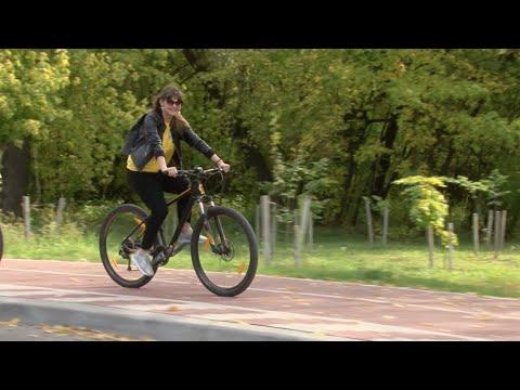 Телеканал «Дитинець»: Велодоріжка - для велосипедів: у Чернігові відбувся просвітницький велопробіг