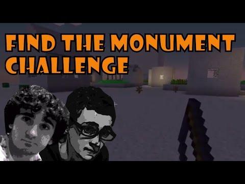 Find the Monument Challenge (Minecraft) Livestream