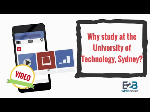 Why study at the University of Technology, Sydney?
