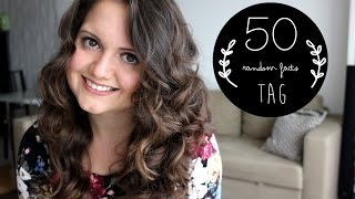 50 фактов обо мне |  50 facts about me | Little Lily