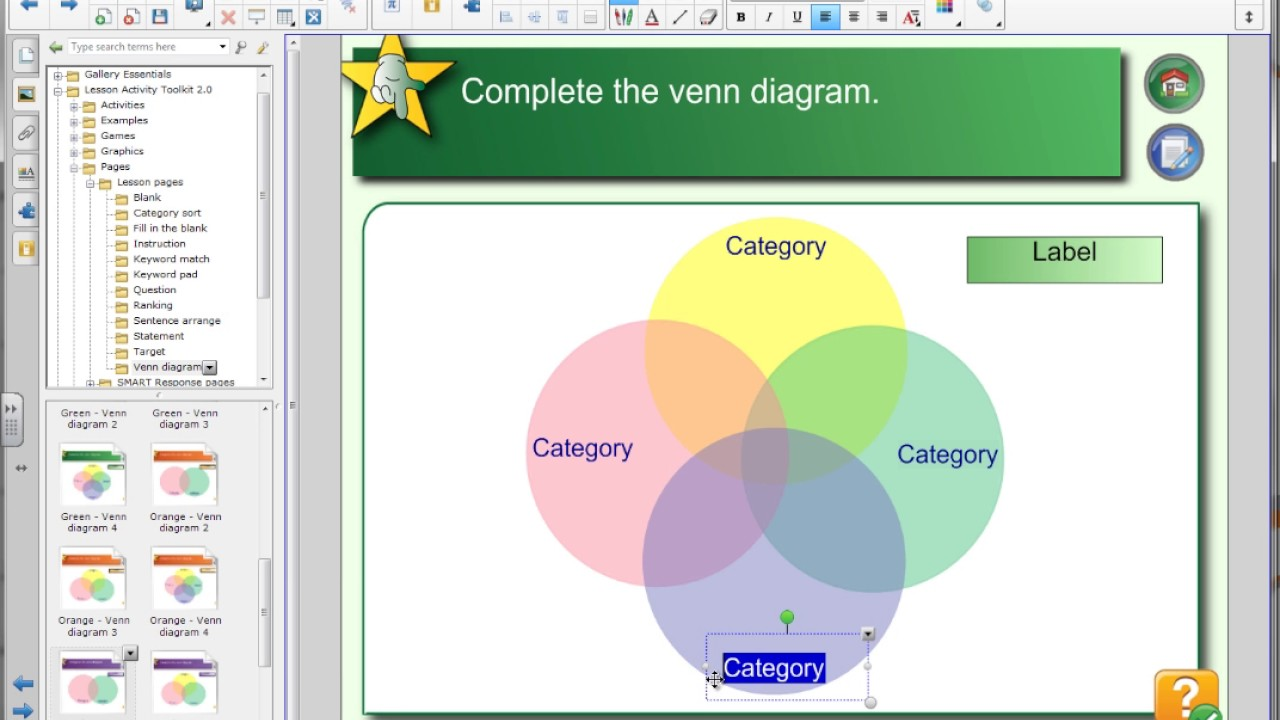 Lesson pages venn diagram youtube lesson pages venn diagram pooptronica Gallery