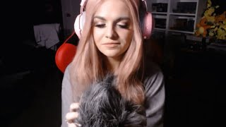 [ASMR] Impromptu Live Stream - Quiet Rambling and Attention