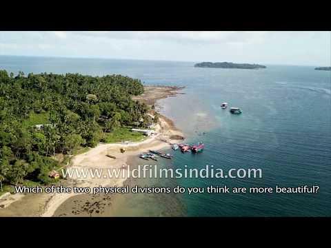 The Coastal Plains And Islands Of India